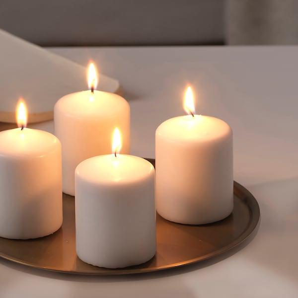 LINDRANDE Podstawka na świecę, złoty kolor, 22 cm