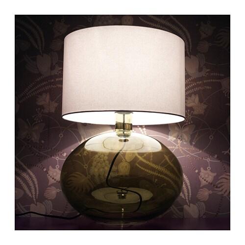 ljus s ysby galda lampa 56 cm ikea m beles. Black Bedroom Furniture Sets. Home Design Ideas