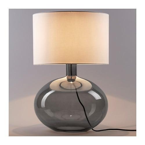 Lampade da tavolo a batteria design per la casa idee - Lampade ikea da tavolo ...
