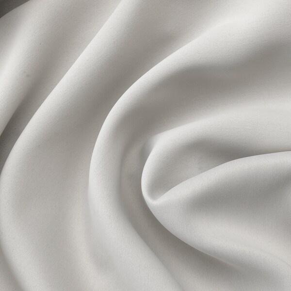 MAJGULL zasłony zaciemniające, 1 para jasnoszary 300 cm 145 cm 2.50 kg 4.35 m² 2 szt.