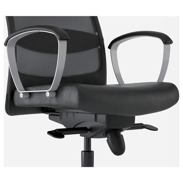 MARKUS Krzesło biurowe, Glose czarny
