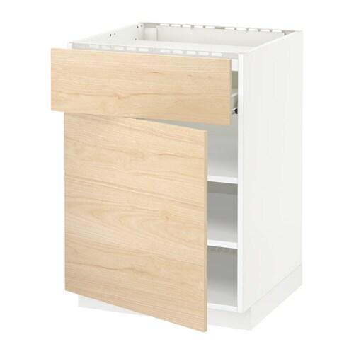 METOD  FÖRVARA Sz stj n pł szu pół drz  biały, Askersund   -> Kuchnia Ikea Askersund