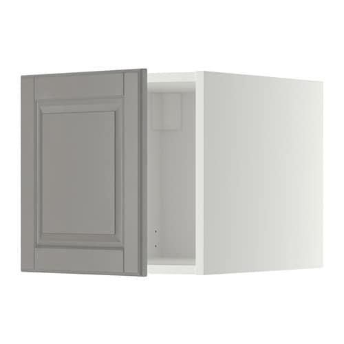 METOD Nadstawka  biały, Bodbyn szary  IKEA