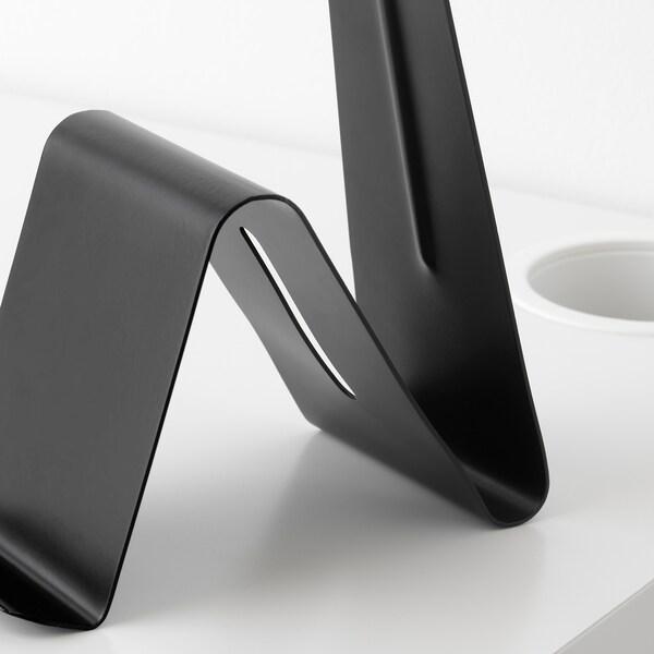 MÖJLIGHET Stojak na słuchawki i tablet, czarny