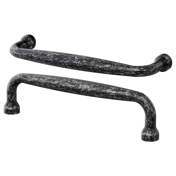 MÖLLARP Uchwyt, czarny, 106 mm