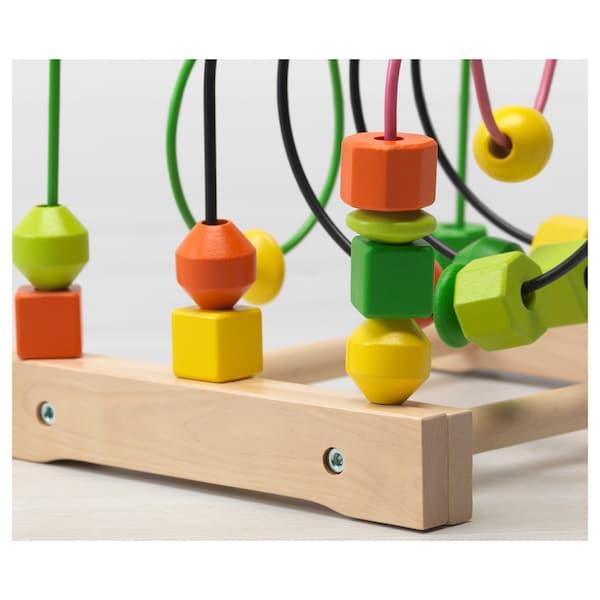 MULA zabawka edukacyjna przekładanka 31 cm 25 cm 28 cm