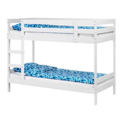 Poważne MYDAL Rama łóżka piętrowego - IKEA HZ95