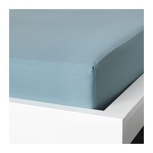nattjasmin prze cierad o z gumk 180x200 cm ikea. Black Bedroom Furniture Sets. Home Design Ideas