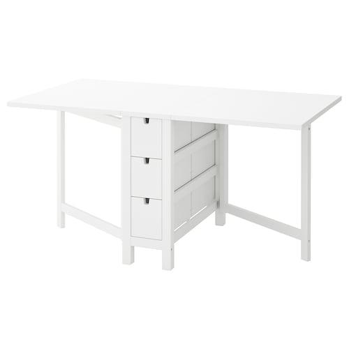 IKEA NORDEN Stół z opuszczanym blatem