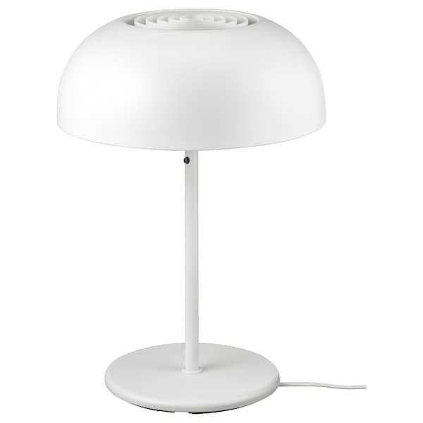 NYMÅNE Lampa stołowa, biały