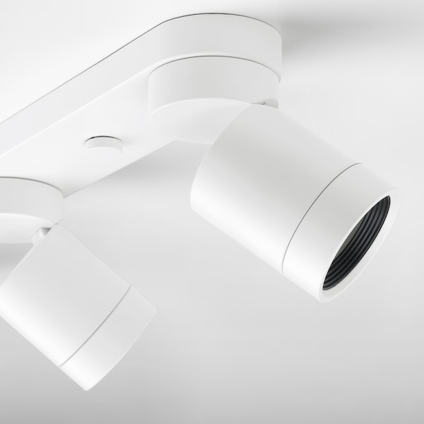 NYMÅNE Oświetlenie sufitowe/4 reflektory, biały