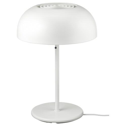 NYMÅNE lampa stołowa biały 13 Wat 600 lm 37 cm 53 cm 25 cm 2.0 m 13 Wat