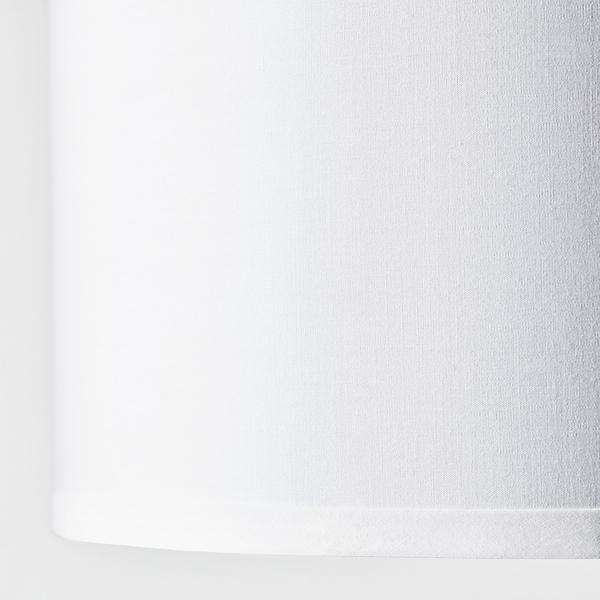NYMÖ Klosz lampy wiszącej, biały, 70 cm