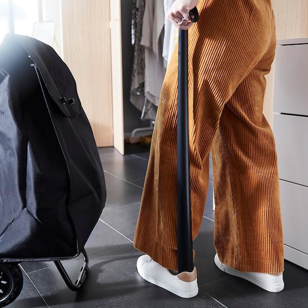 OMTÄNKSAM Łyżka do butów, antracyt