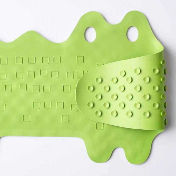 PATRULL Mata do wanny, Krokodyl zielony, 33x90 cm