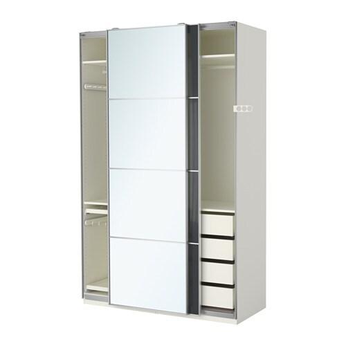 Ikea Schreibtisch Linnmon Alex ~ Strona główna  Sypialnia  Szafy  System PAX Kombinacje z drzwiami