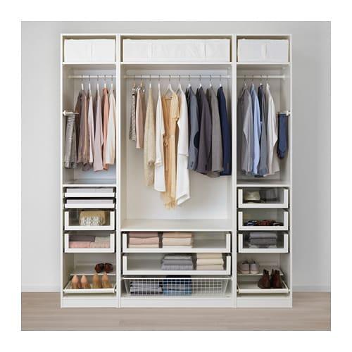 pax szafa 200x58x236 cm ikea. Black Bedroom Furniture Sets. Home Design Ideas