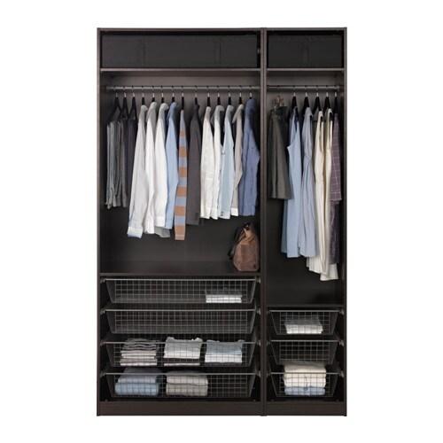 pax szafa 150x58x236 cm ikea. Black Bedroom Furniture Sets. Home Design Ideas