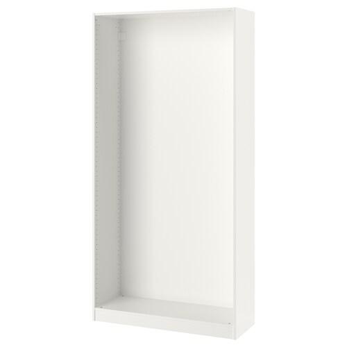 PAX obudowa szafy biały 99.8 cm 100 cm 35.5 cm 201.2 cm 35 cm 201 cm