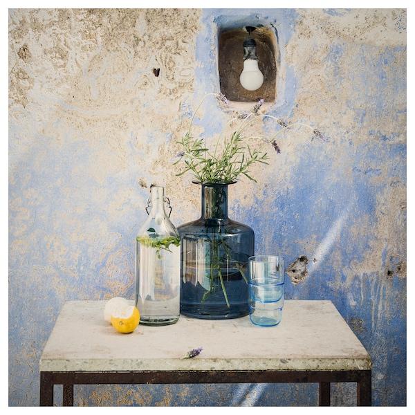 PEPPARKORN Wazon, niebieski, 28 cm