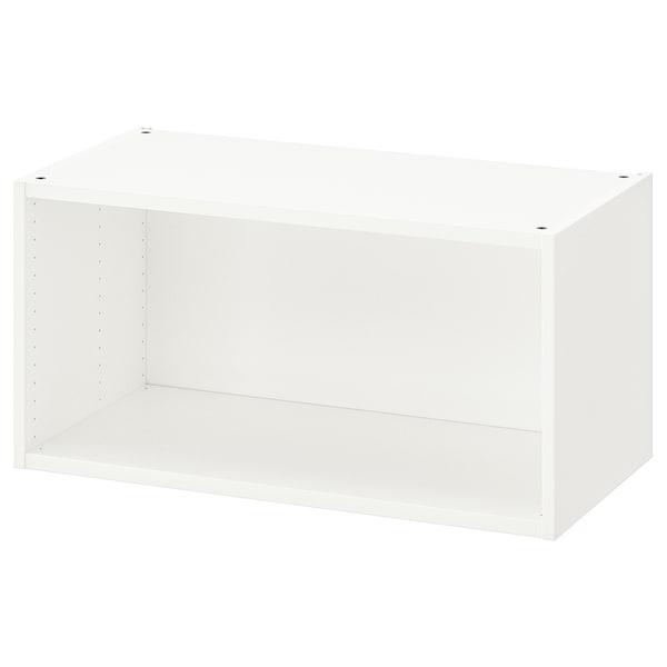 PLATSA Obudowa, biały, 80x40x40 cm