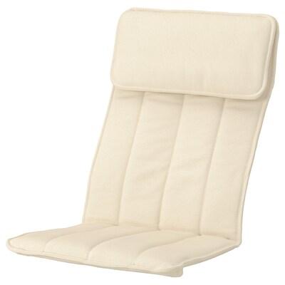 POÄNG Poduszka na fotel dziecięcy, Almås beżowy