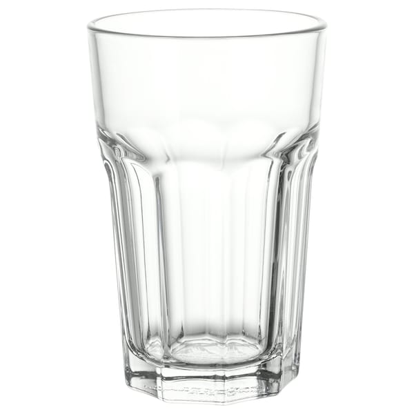 POKAL szklanka szkło bezbarwne 14 cm 35 cl