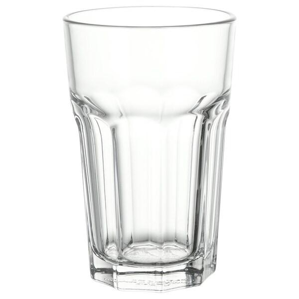 POKAL Szklanka, szkło bezbarwne, 35 cl