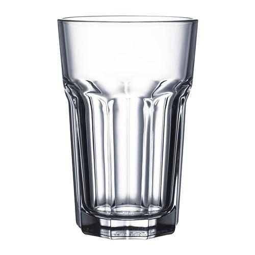 POKAL Szklanka IKEA Nadaje się także do ciepłych napojów