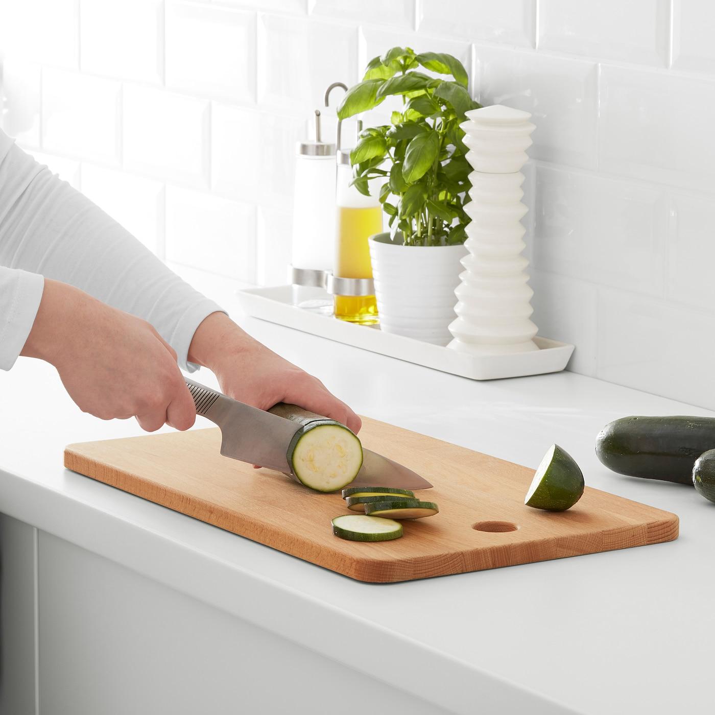 Proppmatt Deska Do Krojenia Buk Kupuj Online Lub W Sklepie Ikea