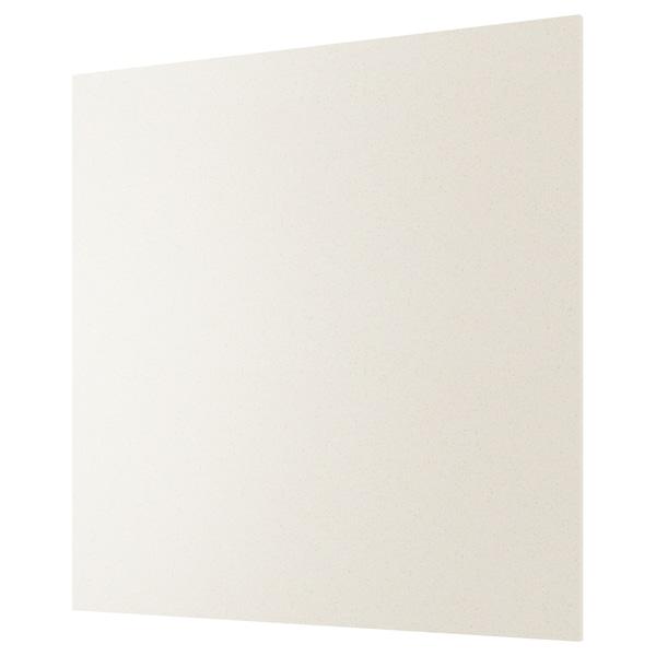 RÅHULT Panel ścienny na wymiar, biały minerał/kwarc, 1 m²x1.2 cm