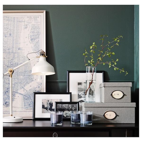 RANARP Lampa biurkowa, kremowy