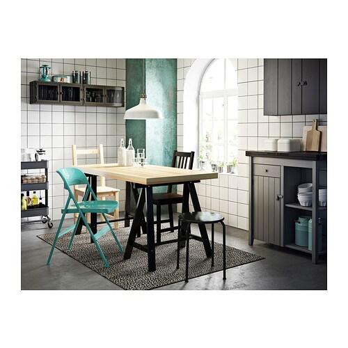 szafka cienna ikea raskog ciemnoszara szk o 5664790433 wi cej ni aukcje. Black Bedroom Furniture Sets. Home Design Ideas