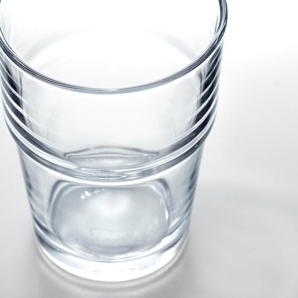 REKO Szklanka, szkło bezbarwne, 17 cl
