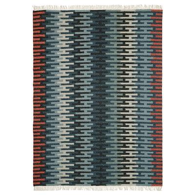 RESENSTAD Dywan tkany na płasko, wykonano ręcznie wielobarwny, 170x240 cm
