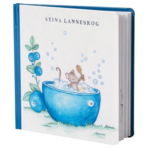 IKEA RÖDHAKE Książka z obrazkami