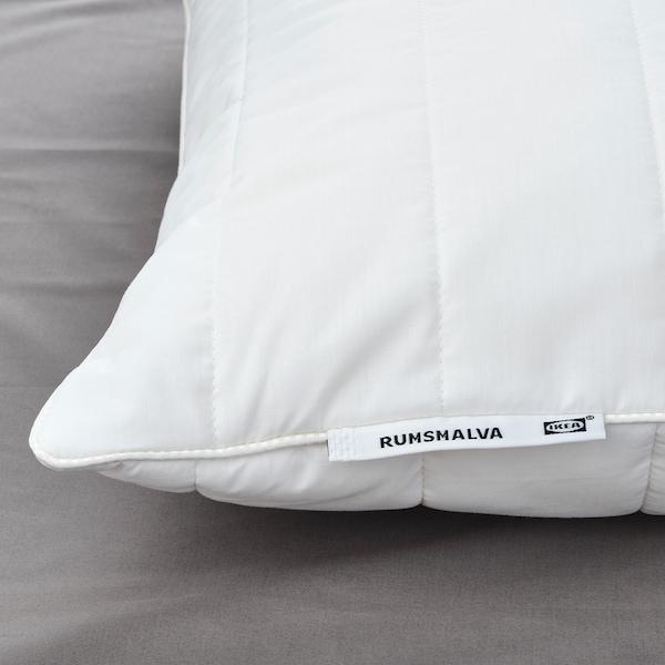 RUMSMALVA Poduszka ergonomiczna,sen bok/plecy, 50x60 cm