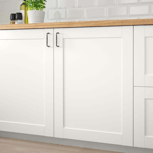 SÄVEDAL Drzwi, biały, 60x80 cm