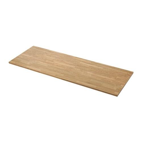 SÄLJAN Blat na wymiar - 10-45x3.8 cm - IKEA