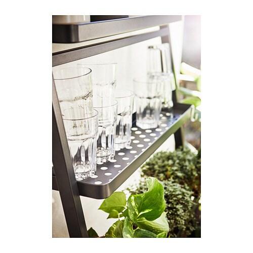 СЭЛЛАДСКОЛЬ Пьедестал для цветов, для сада, серый, 173 см-6