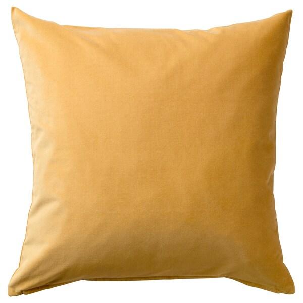 SANELA poszewka złoto-brązowy 50 cm 50 cm