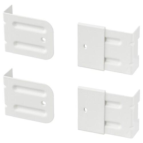 SKÅDIS złącze do ALGOT biały 5 cm 2 cm 4 cm 4 szt.
