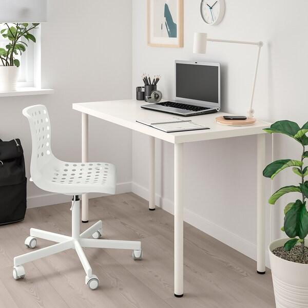 SKÅLBERG SPORREN Krzesło obrotowe, biały, Zamów tutaj IKEA