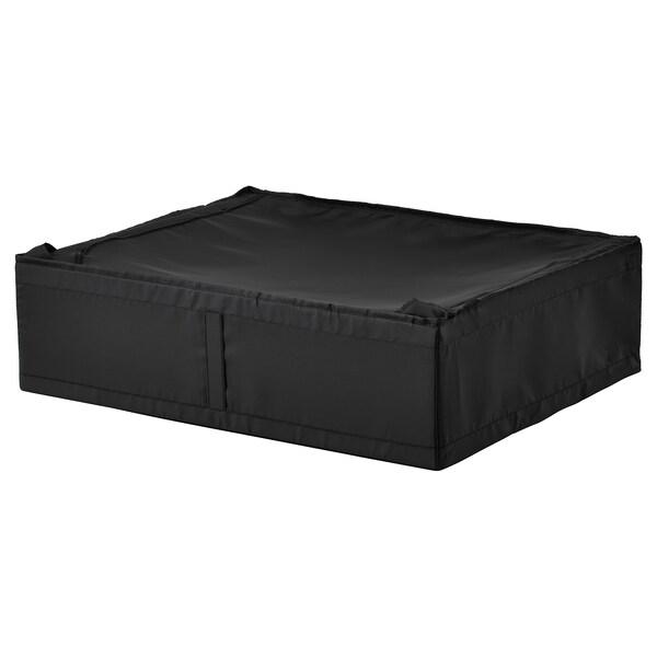 SKUBB pojemnik na ubrania/pościel czarny 69 cm 55 cm 19 cm
