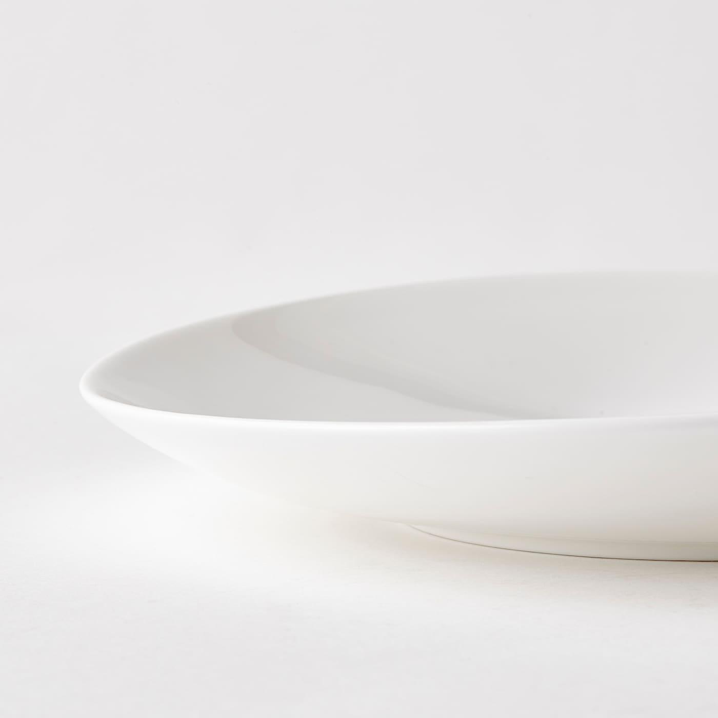 SKYN Talerzyk, biały, 22 cm