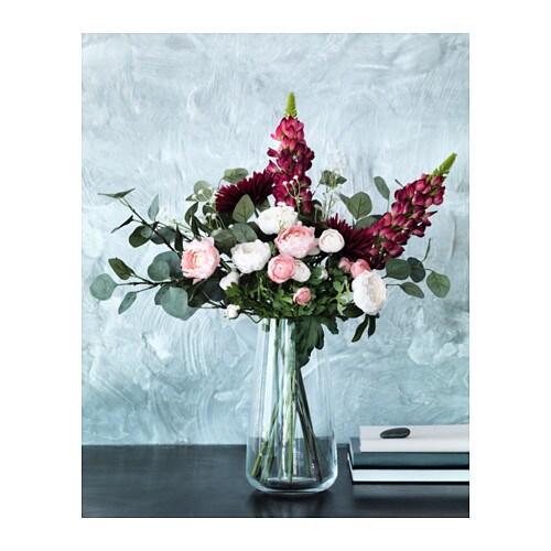 СМИККА Цветок искусственный, эвкалипт, зеленый, 65 см-5