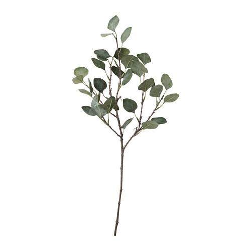 СМИККА Цветок искусственный, эвкалипт, зеленый, 65 см-1