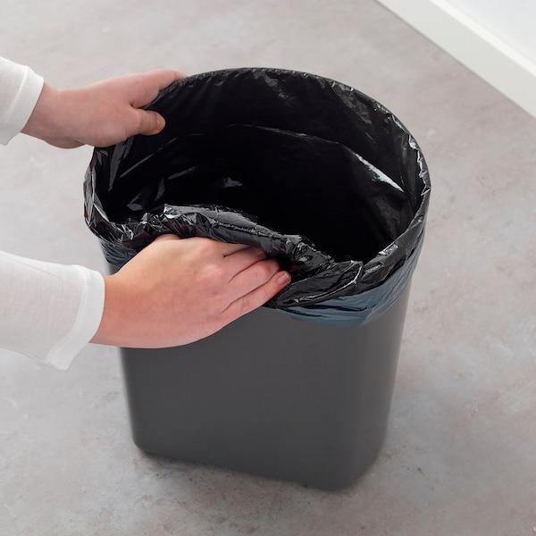 SNÄPP Kosz na odpady, biały, 12 l