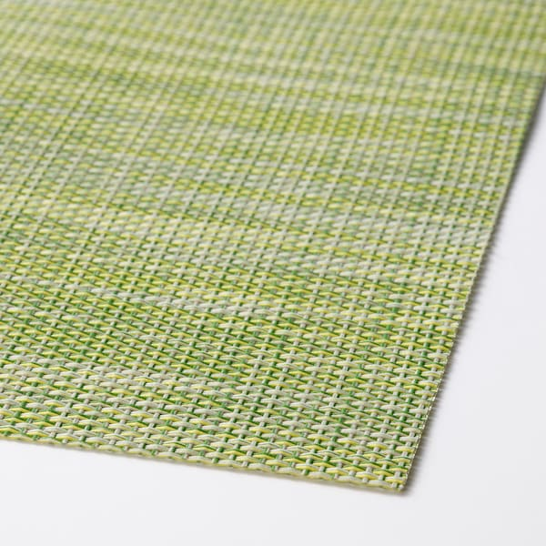 SNOBBIG Podkładka, zielony, 45x33 cm