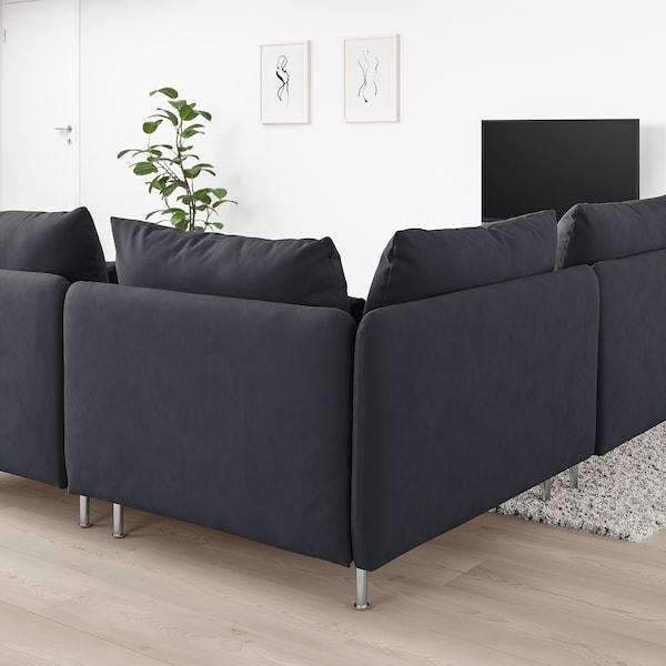 IKEA SÖDERHAMN Sofa narożna 3-osobowa